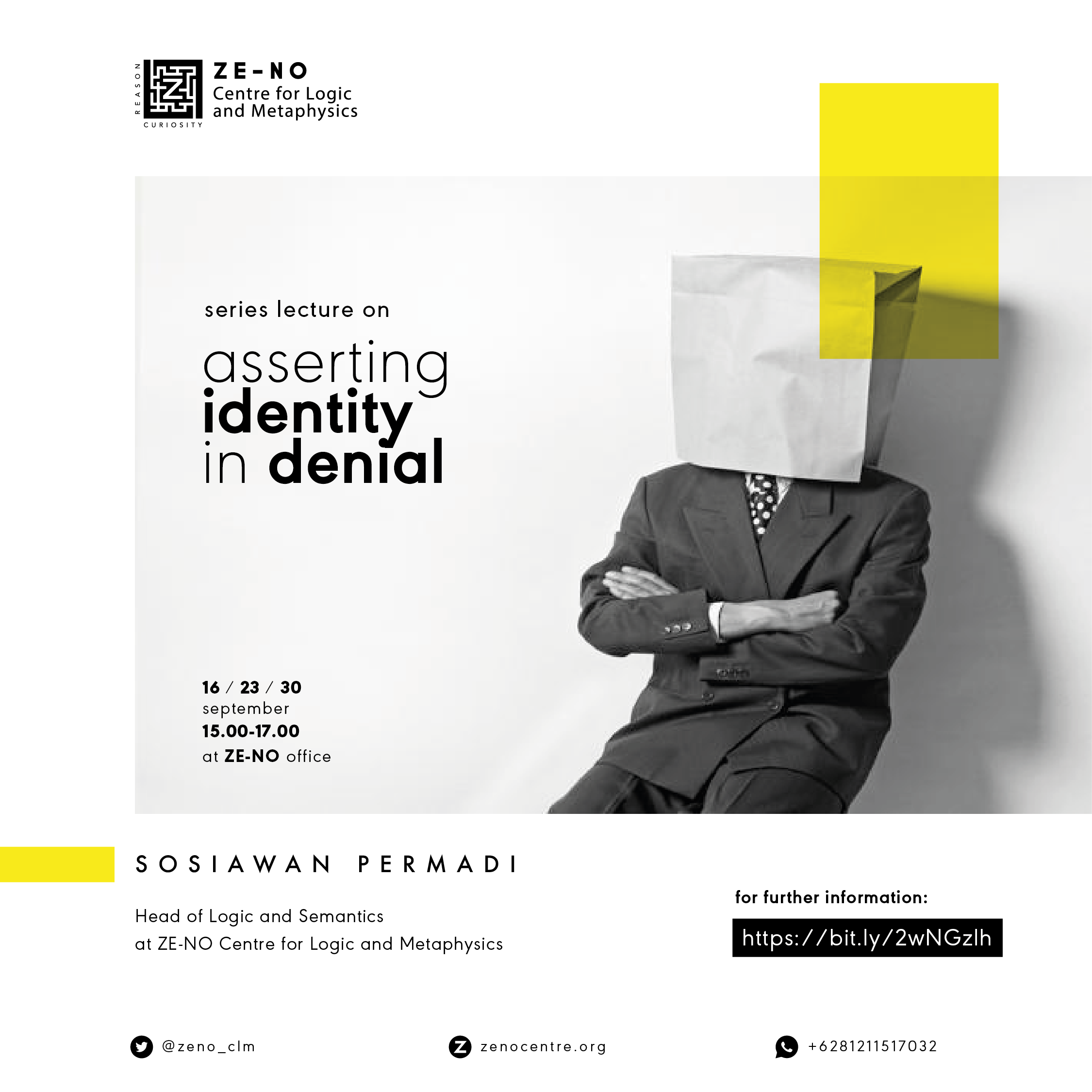 Asserting Identity in Denial