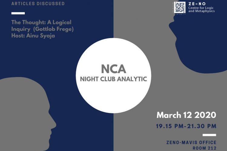 Night Club Analytic II