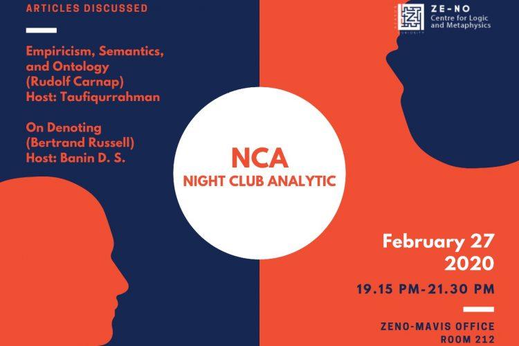 Night Club Analytic