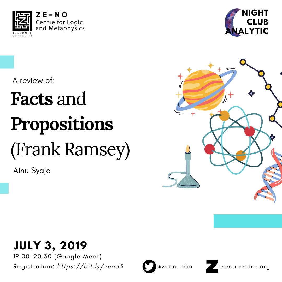 Night Club Analytics, Facts and Propositions, Ramsey